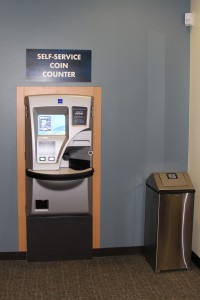 Moore Branch Coin Counter