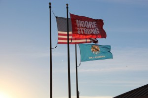 Moore Branch Flags