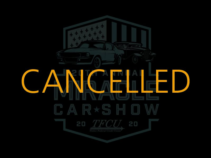 2020 Miracle Car Show Cancelled