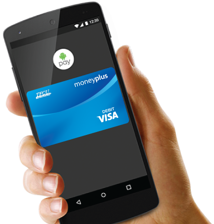 Android Pay Phone Image