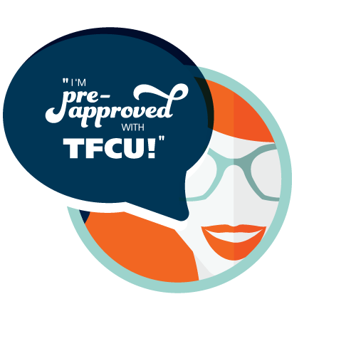 TFCU Auto Empowered Confidence Icon