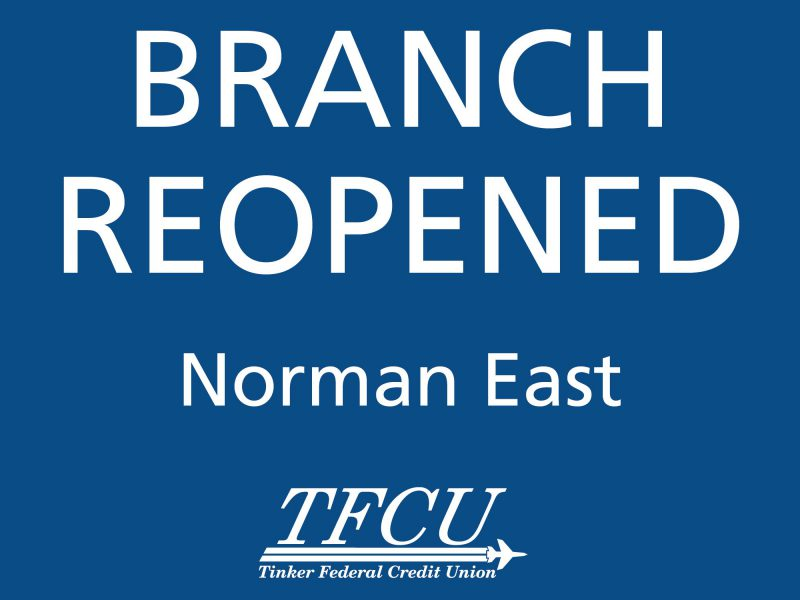 Norman East Reopened