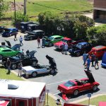 2017 Miracle Car Show at Tinker Federal Credit Union