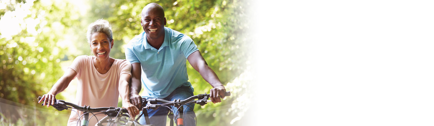 TFCU Rate Booster Photo of People Riding a Bike