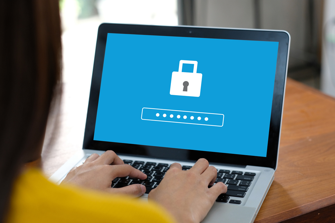 Protect your financial passwords | Oklahoma | Tinker ...