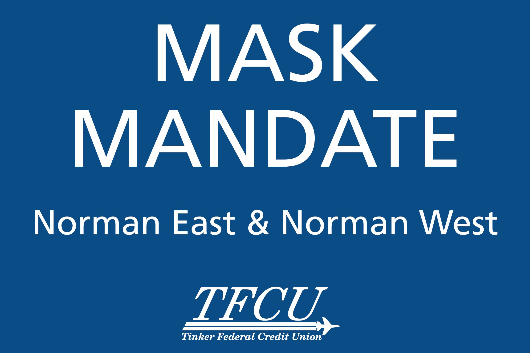 Norman Mask Mandate