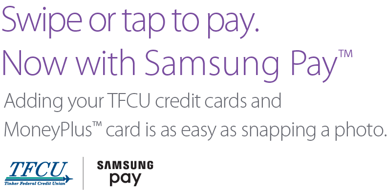 Samsung Pay Carousel Adding