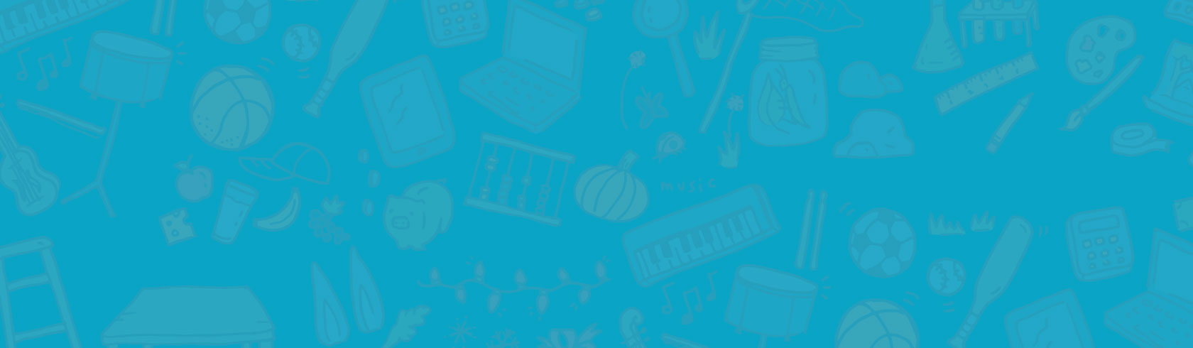 SaveAbles dark blue background