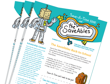 SaveAbles Newsletter Stack