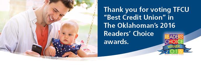 2016 Readers' Choice winner