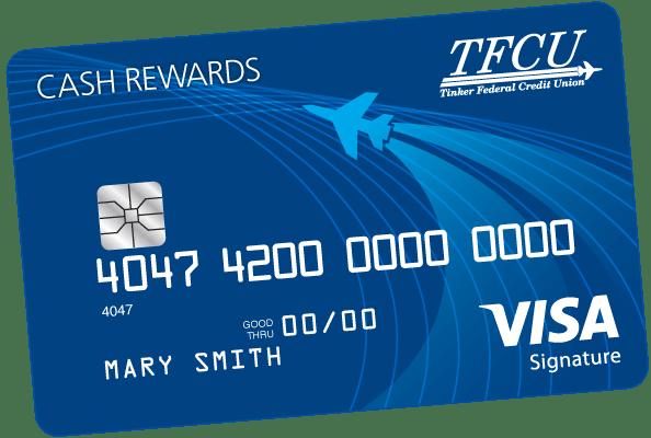 TFCU Visa Signature card