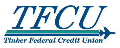Graphic of TFCU Logo for Light Header
